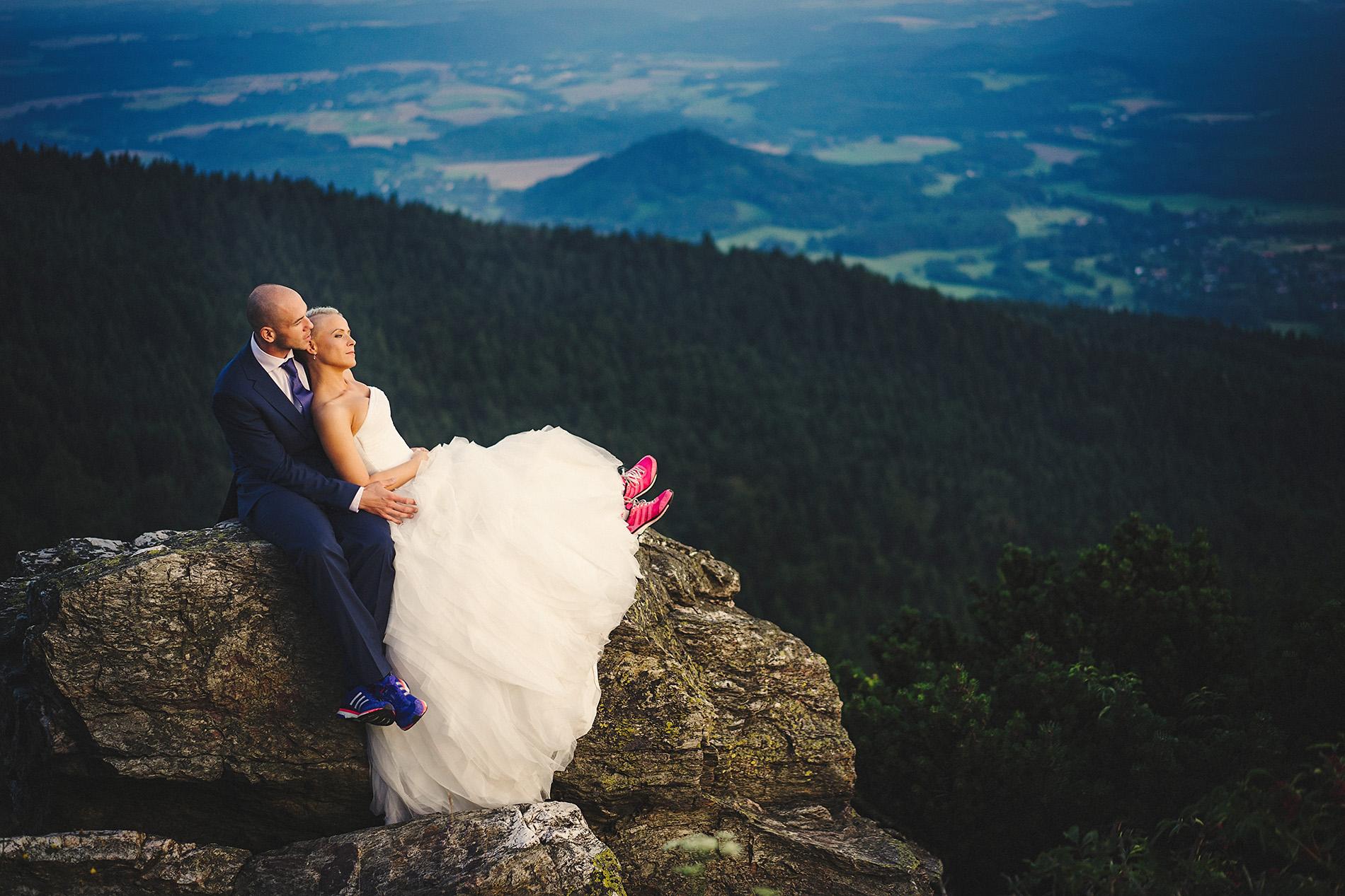 svatební fotograf - Ještěd