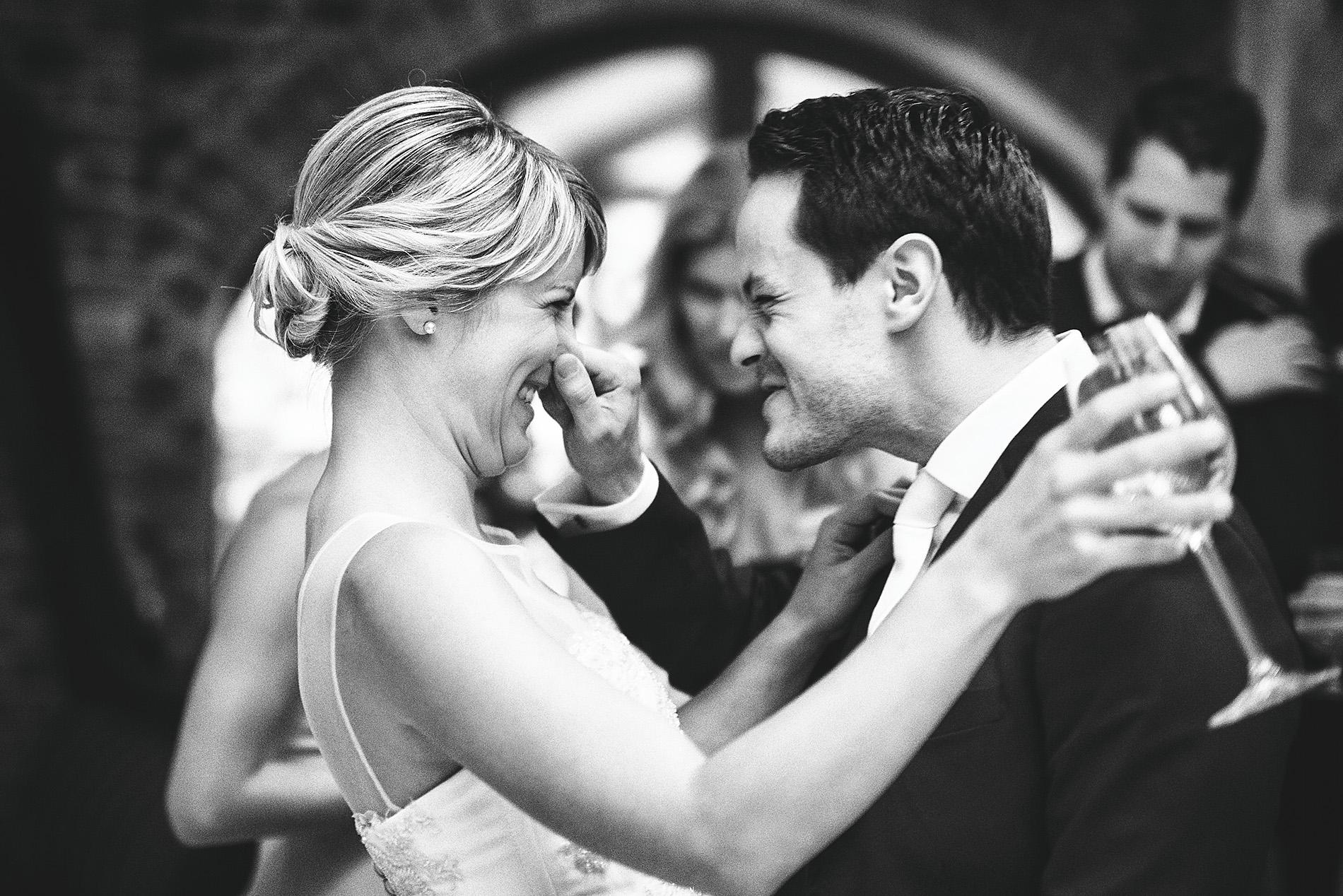 svatební fotografie - Farma Michael