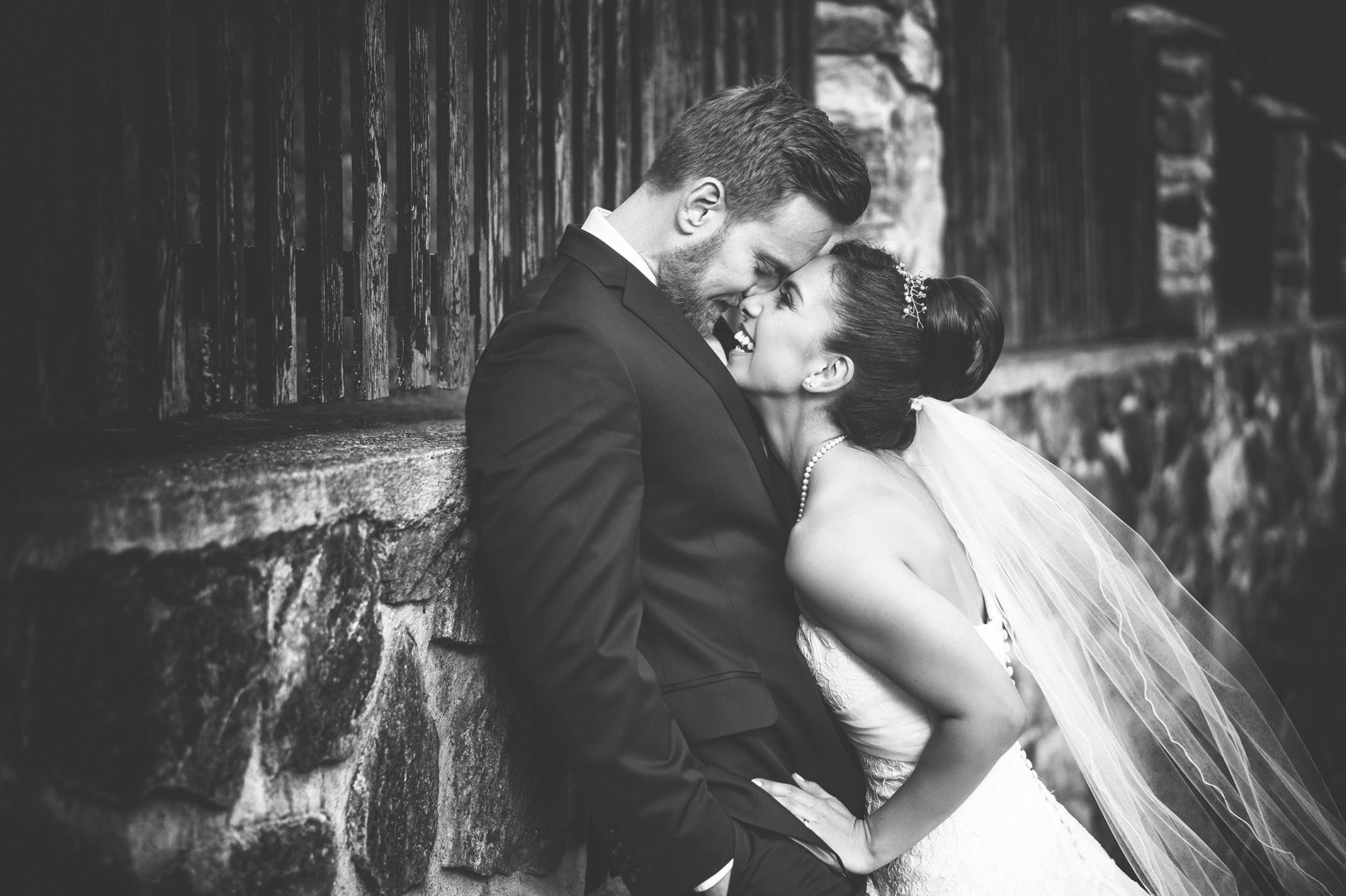 svatební fotograf - Farma Michael