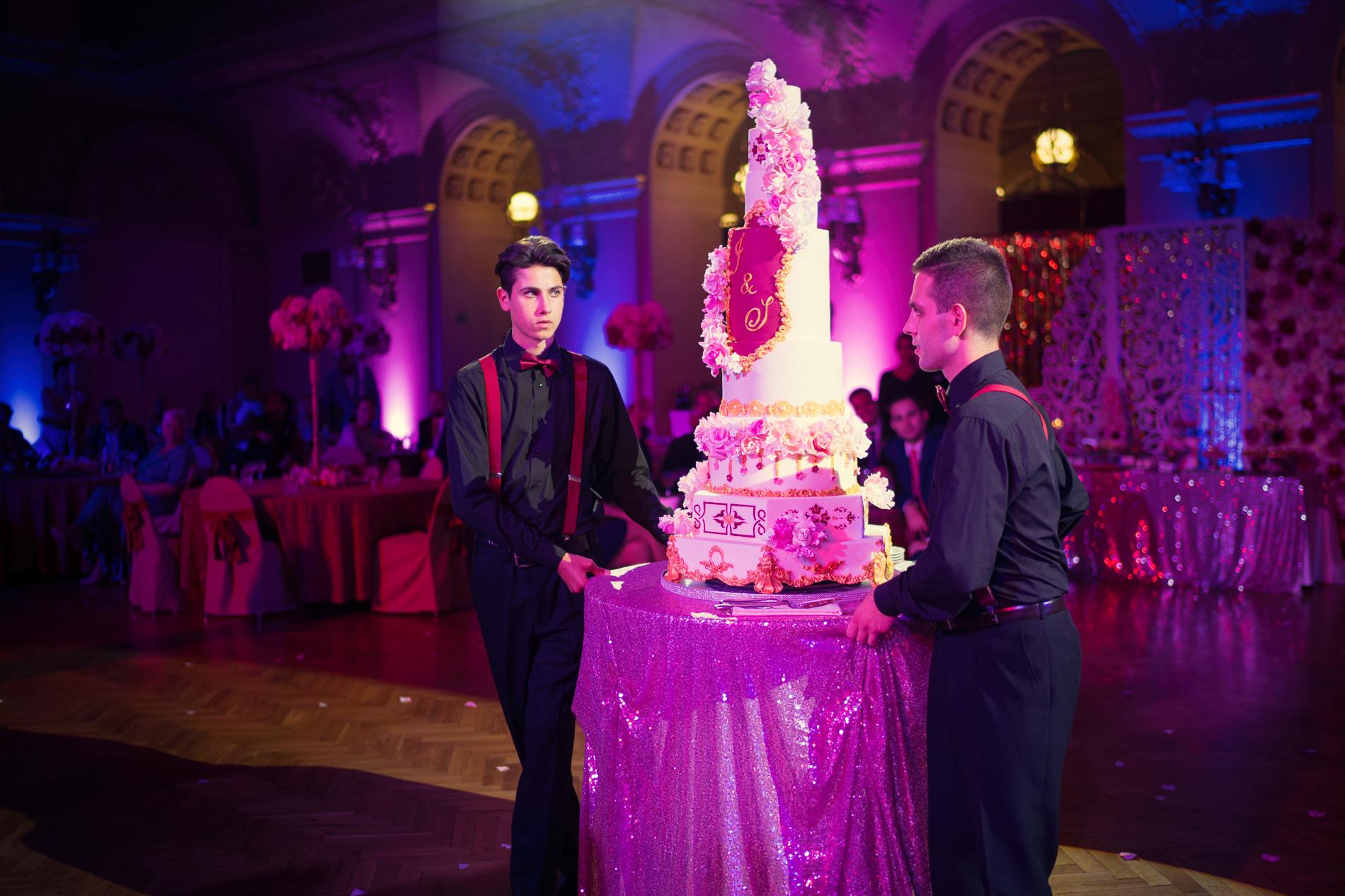 svatební fotograf - svatba na Žofíně