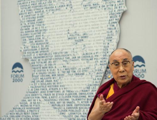 Den s Dalajlámou