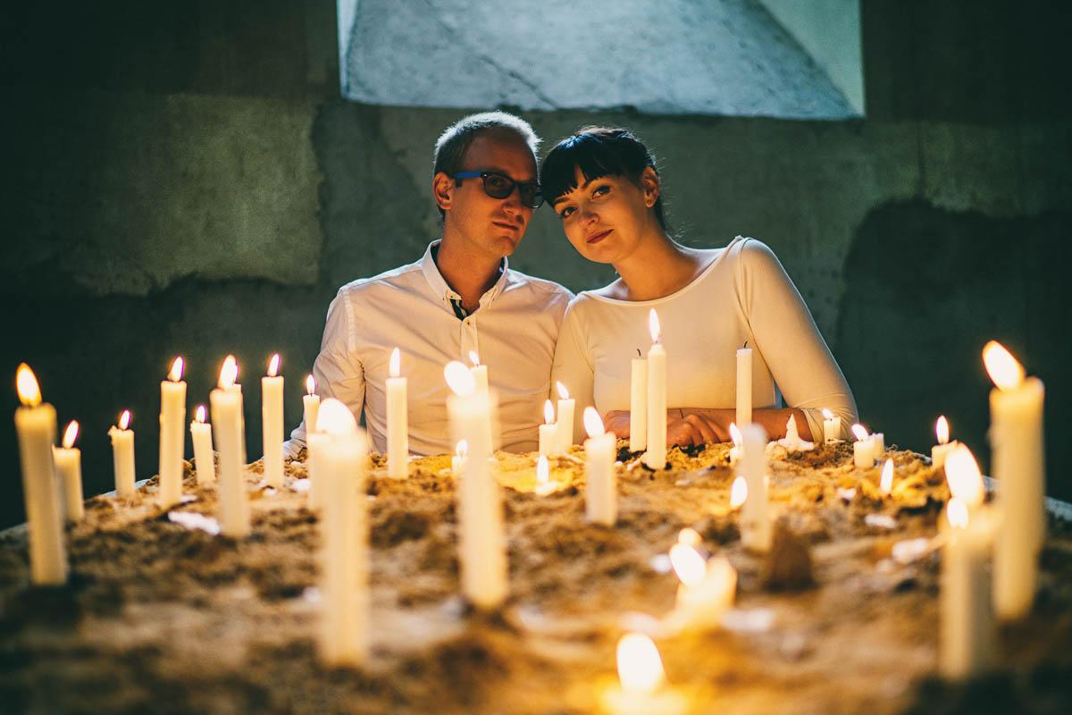 svatební fotograf - fotografie ze svatby - Ledce