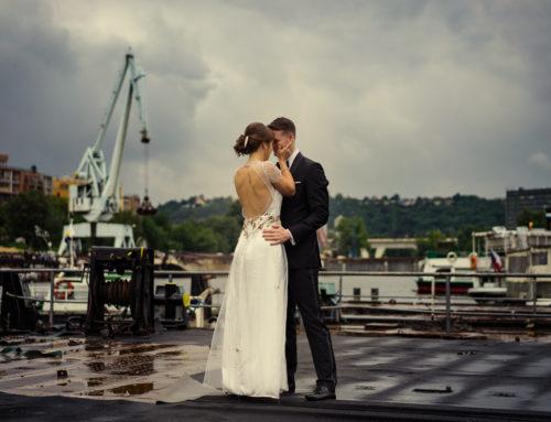 Svatba ve Slovanském domě