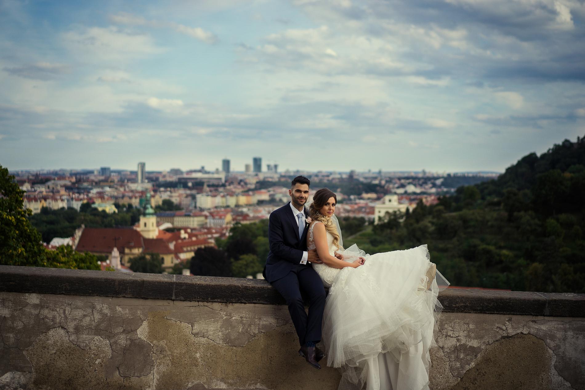 Grandhotel Bohemia - svatba