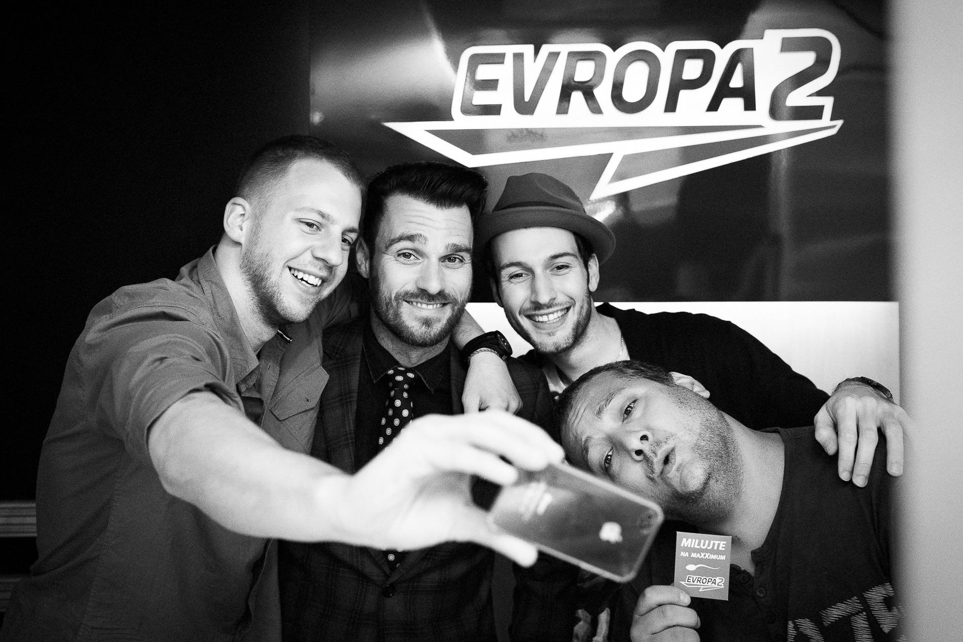 hudební ceny Evropy2